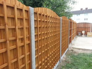 Picket Fence Panels Hampshire Weatherables Hampshire 4 Ft
