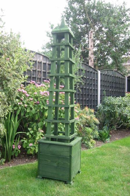 obelisk planter - Garden Furniture 2014 Uk