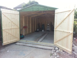 Webbs Forest Furniture 2014 For Fence Panels Garden Sheds